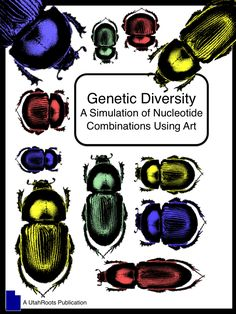 Addresses the Next Generation Science Standard:  HS-LS3-3 explaining the variation of traits in a population.  This simulation unites math, science, and art in a creative engaging process to demonstrate the incredible number of possible genetic variations within a single species. $