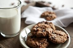 Healthy Cooking, Cooking Recipes, Russian Recipes, Something Sweet, Christmas Baking, Christmas Recipes, Chocolate Cookies, Sweet Recipes, Biscuits