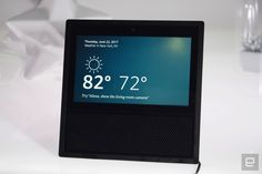 Learn about Amazon's Echo Show is now available to pre-order in the UK http://ift.tt/2fsnHiy on www.Service.fit - Specialised Service Consultants.