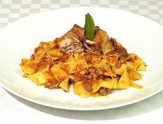 Pasta con conejo [Pasta with rabbit] #pasta #rabbit # miguelpena #conejo