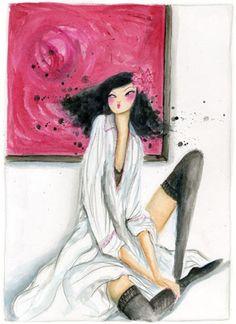 illustrations by bella pilar images | Illustrator: Bella Pilar | IllustrationMundo.com