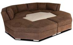 Futura Media Sofa by Bass