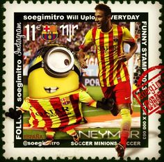 Neymar Jr Cool sungalsses just need$24.99!!! website for you : www.glasses-max.com Minion Games, Minions, Minion Art, My Minion, Nike Soccer, Football Soccer, Messi, Ronaldo, Soccer Stars