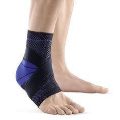 Bauerfeind MalleoTrain Ankle Support Ankle Brace Small Size 2 Right #Bauerfeind
