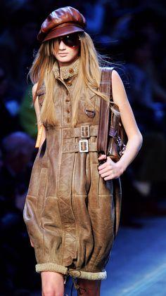Christian Dior Fall 2005 Ready to Wear