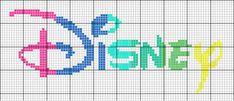 Cross Stitch Disney Logo Sweatshirt • TheMouseForLess