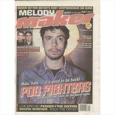 MELODY MAKER UK MUSIC PAPER OCT 23 1999 Tilleys of Sheffield