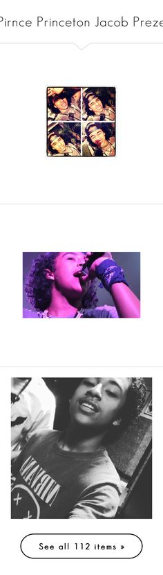 """""""Pirnce Princeton Jacob Preze"""" by polymaven-581 ❤ liked on Polyvore featuring mindless behavior, people, mb, mindless, jacob, prince, princeton, boys, pictures and accessories"""