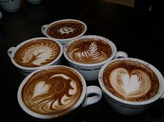 @Adrienne Wentworth Barista course in Milano- you should do that someday!!!