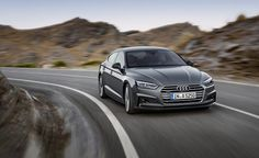 2018 Audi A5/S5 Sportback Debuts Coming to the U.S. for the First Time