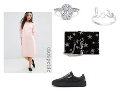 """""""New Zealand"""" by tal-haliva on Polyvore featuring ASOS, Puma, Yves Saint Laurent and Tressa"""