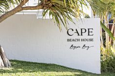 Cape Beach House is a bed and breakfast style accommodation in Byron Bay, with four private suites, a lap pool and all the facilities of a comfortable guesthouse. White Wash Walls, Built In Robes, Bungalow Renovation, Stylish Beds, Holiday Accommodation, Australia Photos, House Beds, Dj House, Accessories