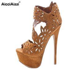 Cloudless Women Fashion Summer Slope Sandals Loafers Shoes High Platform Wedge Sandal