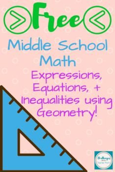 Are You Looking For A Way To Review Or Assess Whether Your Students Understand How To Write An Equat Middle School Math Teaching Math Teaching Middle School
