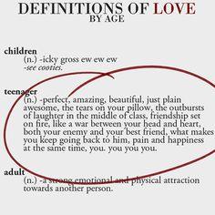define puppy love