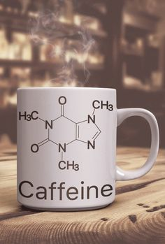 The perfect gift for any chemist, chemistry student or chemistry teacher. 15oz ceramic mug with the design printed on both sides. The design is professionally imprinted in our studio using a permanent