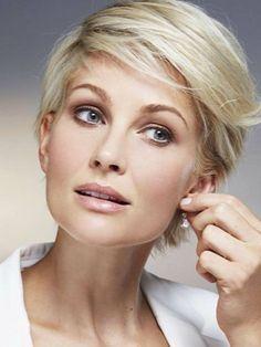 Chique und Classic: 10 klassische Kurzhaarschnitte mit einer brillanten Ausstrahlung! - Aktuelle Frisuren
