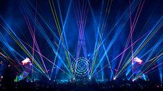 Coldplay Laser Beams