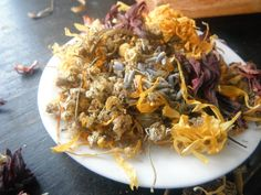 Chamomile Bath Tea Aromatherapy for by ShantiAromatherapy on Etsy, $10.00