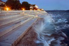 Zadar - MORSKE ORGULJE
