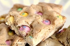 White Chocolate M Cookie