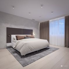Bedroom Bed, Master Bedroom, Stylish Beds, Bratislava, Luxurious Bedrooms, Modern Bedroom, Mattress, New Homes, Interior Design
