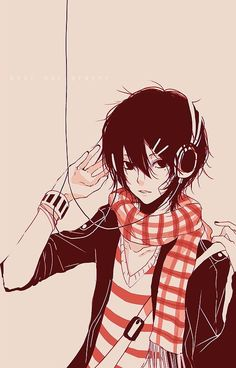 Such a Cute Anime Boy