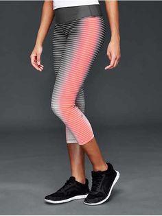 ac46812ec2 GapFit: GapFit: pants & capris | Gap Fast Print, Athleisure Wear, Gym