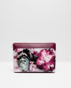 Ethereal Posie large wash bag - Nude Pink | Gifts for Her | Ted Baker