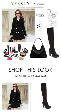 """yesstyle"" by perfex ❤ liked on Polyvore featuring Romantica, Donald J Pliner and Michael Kors"