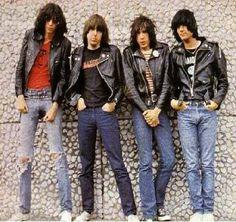The Ramones......
