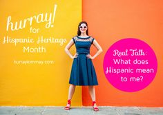 Check out Kimmay's new blog post exploring her Hispanic Heritage!