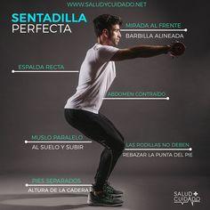 ¡CONSIGUIENDO LAS SENTADILLAS PERFECTAS!  EJERCICIOS PARA PIERNAS CON MANCUERNAS. USANDO UNA TÉCNICA SIMILAR PUEDES APLICAR ESTE EJERCICIO CON BARRA, MANCUERNAS O EN MÁQUINA SMITH  #rutinas #ejercicios #infografias #salud #saludycuidado #saludable  #infografia #ejerciciosdepierna
