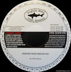 Dogfish Head – Analog Ale