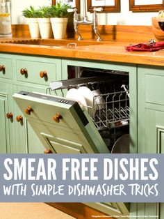 Clean dishwasher ... how to clean your dishwasher and make sure it actually cleans the dishes