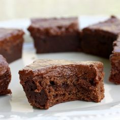 Brownies For a Crowd… | The Girl Who Ate Everything