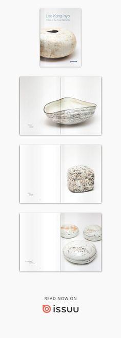 Lee Kang-hyo Exhibition Catalogue 2017 Catalogue for 2017 Lee Kang-hyo exhibition at Goldmark Gallery.
