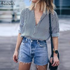Latest Fashion Trends – This casual outfit is perfect for spring break or the Fall. 57 Fresh Street Style Outfits That Make You Look Fabulous – Latest Fashion Trends – This casual outfit is perfect for spring break or the Fall. Style Outfits, Short Outfits, Trendy Outfits, Cool Outfits, Fashion Outfits, Womens Fashion, Fashion Clothes, Basic Outfits, Fashion 2018