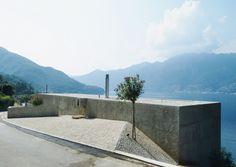 Haus über dem See in Ranzo - Wespi de Meuron Romeo Architekten, Caviano