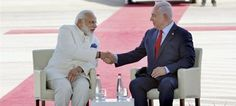#DNU - 7 July 2017     Prime minister Narendra Modi is on a historic visit to #Israel, the first by an Indian Prime minister. He arrived in Israel to a grand official ceremony and warm embrace by Prime Minister Benjamin Netanyahu - בנימין נתניהו    Read More -  https://www.chanakyaiasacademy.com/blog/item/671-pm-modi-raises-terror-on-groundbreaking-visit-to-israel?utm_content=buffera3b24&utm_medium=social&utm_source=pinterest.com&utm_campaign=buffer   #TodayNews #UPSCMains #UPSCPaper2…