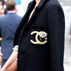 Fashion Inspiration: Boucle Jackets, #chanel #boucle via The Style Umbrella