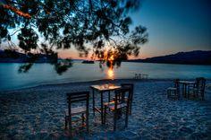 Bafa Lake - Latmos - Herakleia Next to the lake is an ancient town called Herakleia which dates back to the 5th century BC.TURKEY