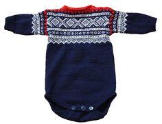 Pattern from SandnesGarn klassikere Knit Pants, Spawn, Baby Knitting, Crocheting, Knit Crochet, Onesies, Leggings, Pattern, Ideas