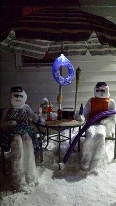 Snow People's!  Toledo, OH