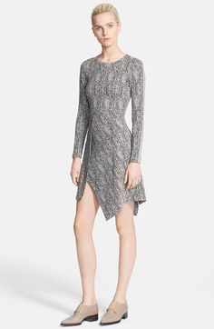 Stella McCartney Jacquard Jersey Dress available at #Nordstrom