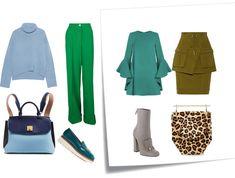 Как создать идеальный базовый гардероб! Советы от стилистов Школы Шопинга!