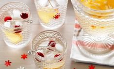 """The """"Super Foods"""" Everyone Is Talking About (and How to Turn Them Into Cocktails! Cocktail Vodka, Iced Tea Cocktails, Drinks, Beverages, Cocktail Making, Getting Drunk, Water Recipes, Wedding Pins, Coconut Water"""