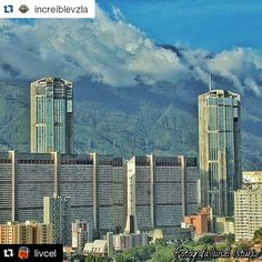 Parque Central, Caracas - Venezuela
