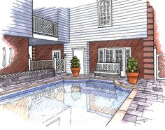 Sketch Book - Baldridge Landscape | Baldridge Landscape