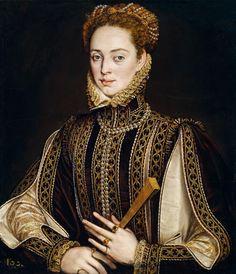 Coello Sanchez Alonso-dama del abanico,1570.73